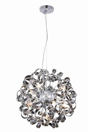 Elegant Lighting 2104D24C Ceiling Light, Image 1