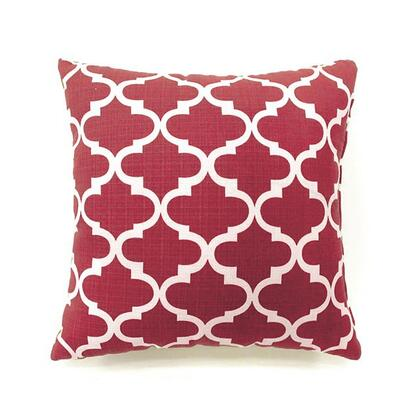 Furniture of America Xia Series PL6023RDL2PK Pillow, pl6023rd