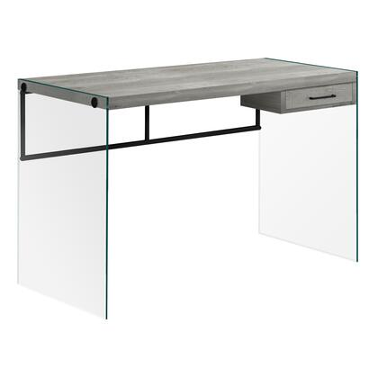 Monarch I7445 Desk Black, I%207445