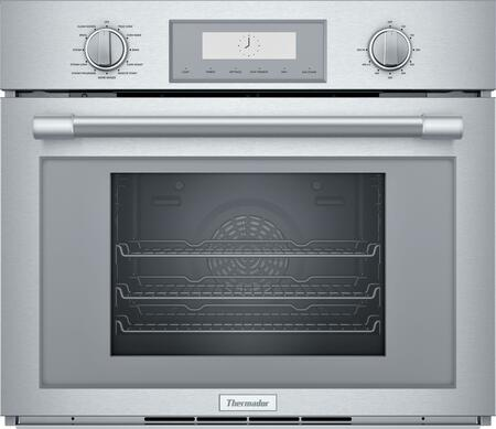 Thermador Professional PODS301W Single Wall Oven Stainless Steel, PODS301W 30-Inch Single Steam Oven