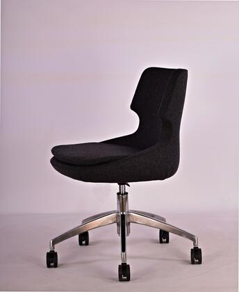 Orchard 200-CD-PTR-BLW Office Chair in Black