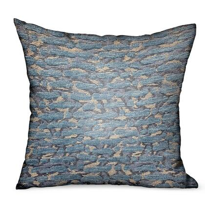Plutus Brands Indigo Rivulet PBRAO1041616DP Pillow, PBRAO104
