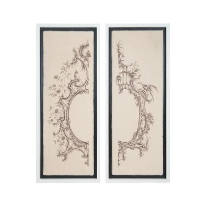 Guild Master Wall Art 1617012S Decorative Furniture , 1617012s