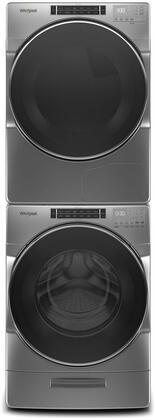 Whirlpool  979220 Washer & Dryer Set Chrome, 1