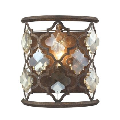 31095/1 Armand 1 Light Sconce in Weathered