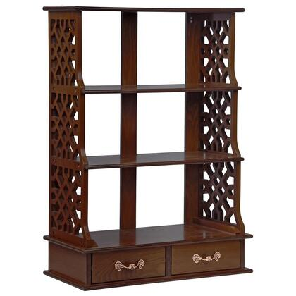 BN2332 Chinese Chippendale Triple Shelf