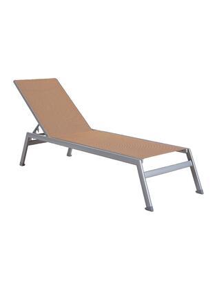 Florida Seating Jupiter JUPITERSL Lounge Chair Brown, jupiter sunlounger 2