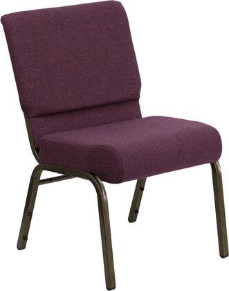 Flash Furniture Hercules FDCH02214GV005GG Accent Chair Purple, FDCH02214GV005GG side