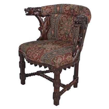 Design Toscano  AF15009 Accent Chair , AF15009 1