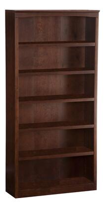 Atlantic Furniture H8006 Bookcase, 1
