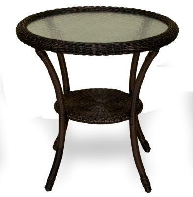 Tortuga Portside PSBTABLEX Outdoor Patio Table, 1