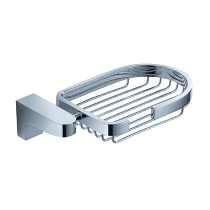 Fresca Generoso FAC2309 Soap Dish Chrome, Image 1