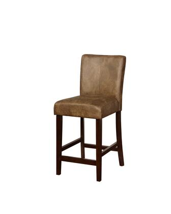 Linon S001UBCS Bar Stool, 1