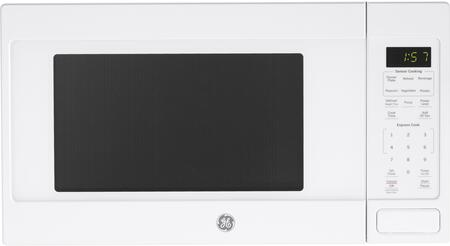 GE  JES1657DMWW Countertop Microwave White, Main Image