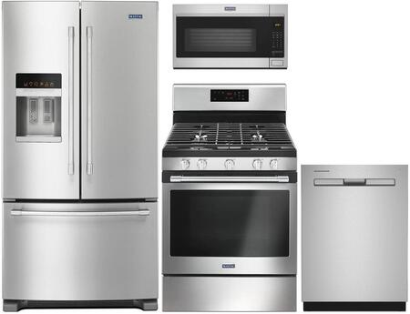 Maytag 758964 Kitchen Appliance Package & Bundle Stainless Steel, main image