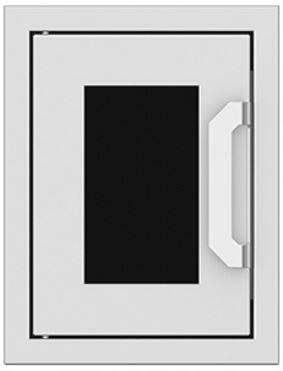 AGPTD16-BK 16″ Stealth Black Paper Towel Dispenser with Marquise Accent