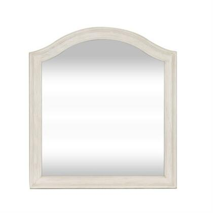 Liberty Furniture Bayside 249BR50 Mirror White, Front view