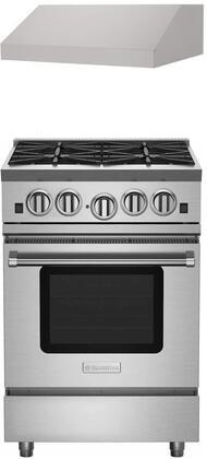 BlueStar 749840 Kitchen Appliance Package & Bundle Stainless Steel, main image