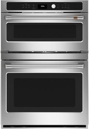 Cafe CTC912P2NS1 Double Wall Oven Stainless Steel, CTC912P2NS1 Combination Double Wall Oven