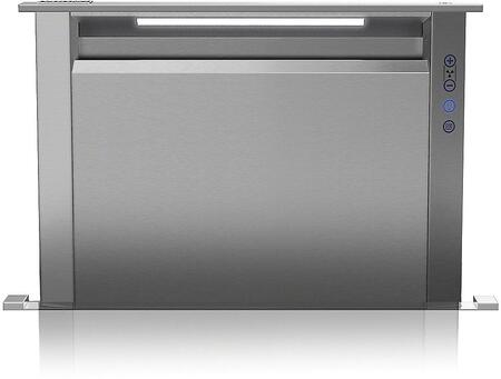 Viking 5 Series VDD5360SS Downdraft Hood Stainless Steel, FRONT