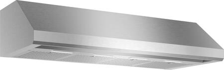 Thermador Masterpiece HMWB481WS Wall Mount Range Hood Stainless Steel, HMWB481WS 48-Inch Low-Profile Wall Hood with 1000 CFM
