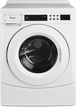 Whirlpool  CHW9160GW Commercial Washer White, Main Image