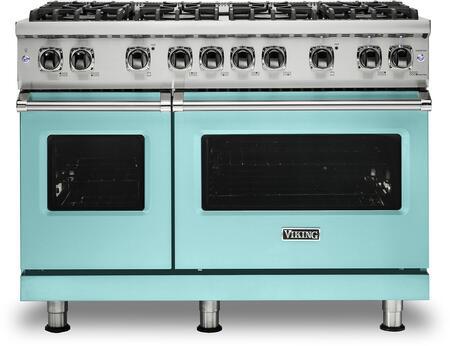 Viking 5 Series VGR5488BBWLP Freestanding Gas Range Blue, VGR5488BBWLP Gas Range