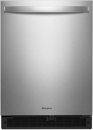 Whirlpool  WUR50X24HZ Compact Refrigerator Stainless Steel, Main Image