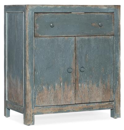 Hooker Furniture Boheme 575050006BLU Chest of Drawer, Silo Image