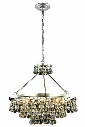 Elegant Lighting 1509D26PN Ceiling Light, Image 1