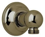 Rohl Spa Shower 1295TCB Shower Accessory Gray, Tuscan Brass