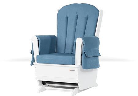 Foundations SafeRocker 4304126 Kids Chair White, main