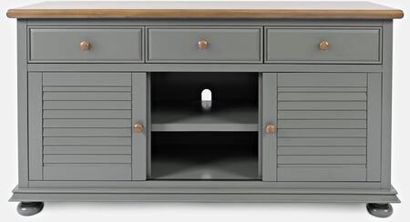 Vineyard Haven Collection 1869-60  Console – Cottage Grey Two Tone in Cottage Grey Two