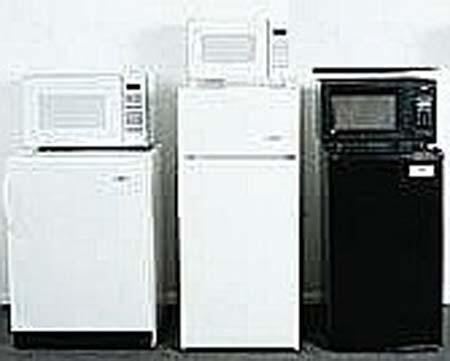 Summit  MRF97 Top Freezer Refrigerator White, 1