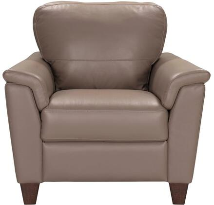 Acme Furniture Belfast 54037 Living Room Chair Brown, Chair