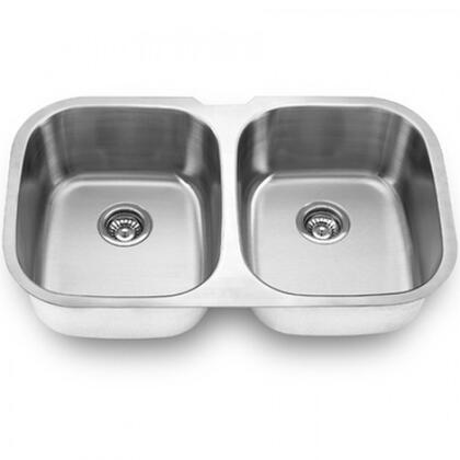 Yosemite YHD Sinks - Stainless Steel MAG504 Sink, Main Image