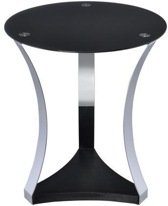 Acme Furniture Geiger 81917 End Table Black, 1