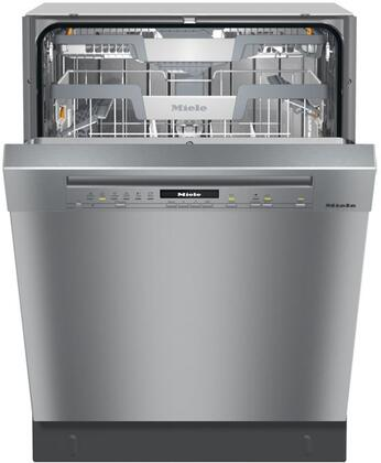 Miele G7000 G7106SCUSS Built-In Dishwasher Stainless Steel, Main Image