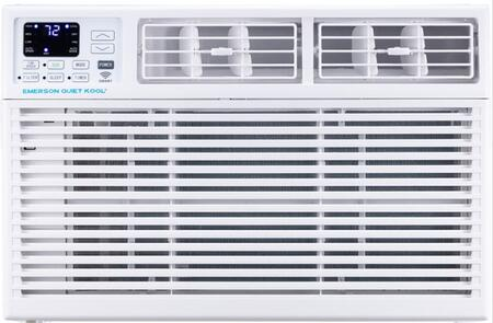 EARC15RSE1 Emerson Quiet Kool 15 000 BTU 115V Smart Window Air Conditioner with Remote Control  Sleep Mode  Timer  Washable Filter  Electronic