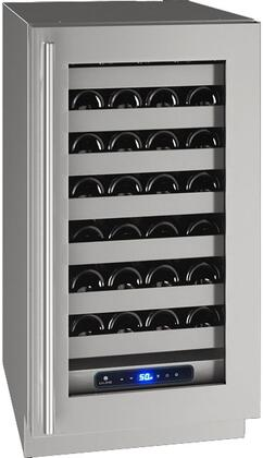 U-Line 5 Class UHWC518SG01A Wine Cooler 26-50 Bottles Stainless Steel, Main Image