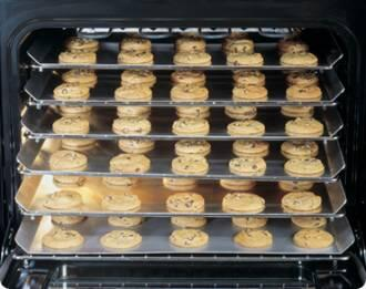 """ACS303 Cookie Sheets (Set of 3) for 30"""" Distinctive Classic Renaissance and Discovery Oven or"""