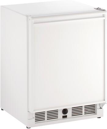 U-Line  U29RW00A Compact Refrigerator White, Main Image