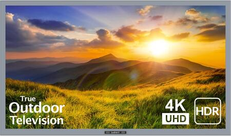 SB-S2-43-4K-SL 43″ Signature 2 Series 4K UHD Outdoor TV with HDR  OptiView Technology and TruVision Anti-Glare Technology in