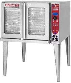 Blodgett Hydrovection HV100ESGL Commercial Convection Oven Stainless Steel, Main Image