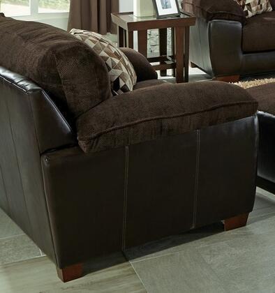 Jackson Furniture Pinson 439801162209116689 Living Room Chair Brown, Main Image
