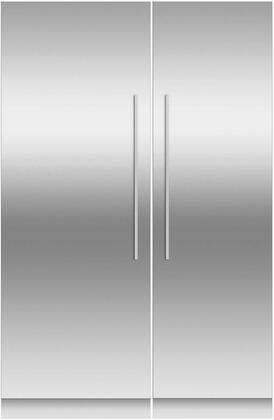 Fisher Paykel  966303 Column Refrigerator & Freezer Set Stainless Steel, 1