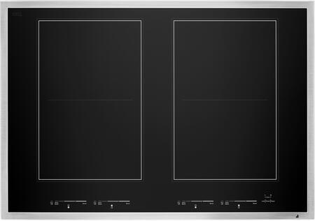 JIC4730HS 30″ Lustre Induction Flex Cooktop with 4 Elements  Emotive Controls  Magnetic Induction  Griddle  in Stainless