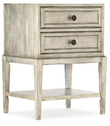 Hooker Furniture Sanctuary 2 58759001695 Nightstand, Silo Image