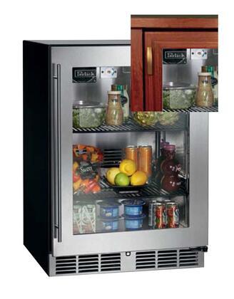 Perlick  HC24RB4R Compact Refrigerator , 1