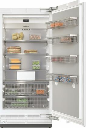 Miele MasterCool F2901SF Column Freezer Stainless Steel, 1